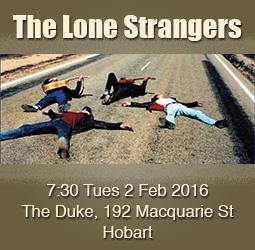 Lone strangers
