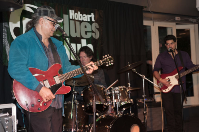 Buddy Knox Hobart Blues Club June 6, 2017